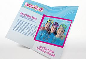 Kid Swim Tips Booklet