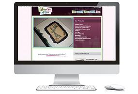 Memories of Color Website